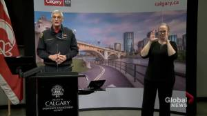 Calgary Fire Department launches 'drive-by birthdays'