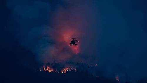 Investigation underway into cause of deadly wildfire in Lytton, B.C.
