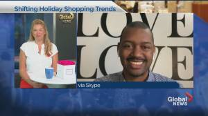 COVID-19's effect on holiday shopping trends (03:34)