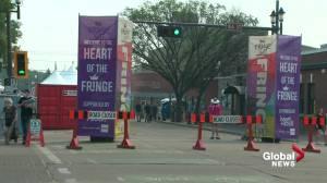 Edmonton International Fringe Festival releases 2021 summary (01:15)
