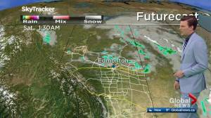 Edmonton afternoon weather forecast: Friday, May 8, 2020