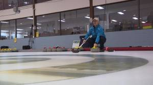 Blind Curling provincial bonspiel held in Kelowna