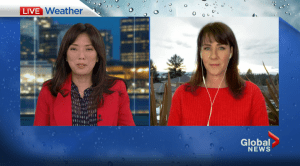 B.C. evening weather forecast: March 18 (01:56)