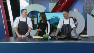 Banff chef competes at world cooking competition