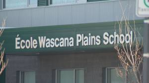 155 École Wascana Plains School students could be relocating in the fall (01:21)