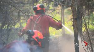 B.C. firefighters still battling hot, dry conditions (02:05)