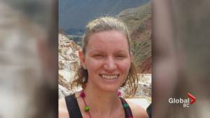 Abbotsford police assisting family of woman reported missing in Costa Rica (03:00)