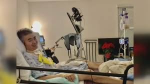 ALS patients go to great lengths for treatment (02:34)