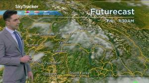 Kelowna Weather Forecast: April 30