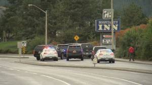 Kamloops school and motel locked down after gunfire (00:31)