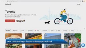 Localhood app, digital community helping Toronto residents through free video stories