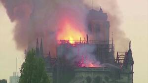 Notre Dame to be restored to as it was before fire
