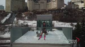 Exploring Edmonton encourages residents to take in the city (04:06)