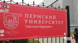 At least 6 killed, dozens injured in shooting at Russian university (01:02)