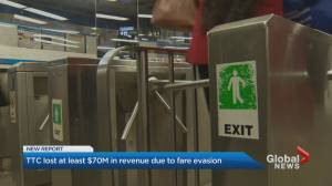 Audit report finds TTC lost $70M in fare evasion in 2019
