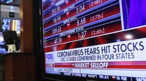 KCCU's Dwayne Henne on the recent stock market numbers due to COVID-19