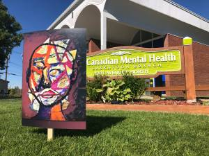 Saskatoon art display marks World Suicide Prevention Day
