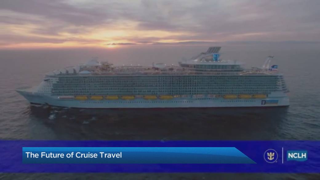 Click to play video 'New safety protocols recommended for future cruise travel'
