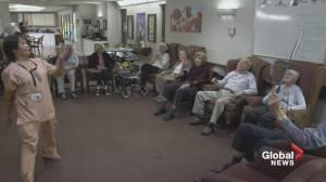 Recognizing Alzheimer's awareness month in Edmonton