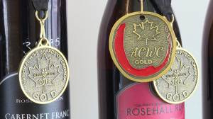 2019 — a good year for  Rosehall Run Winery in Prince Edward County (02:12)