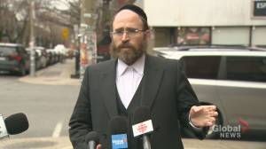 Montreal's Jewish community says it is being unfairly targeted during COVID-19 crisis