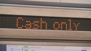 TransLink disables electronic payment options over possible cyber crime (01:30)