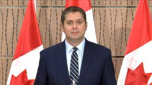 Coronavirus outbreak: Scheer asks Morneau 'is this it?' when it comes to support for oil and gas sector