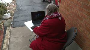 Ontario Tech drive provides laptops to seniors at BOAA (02:01)