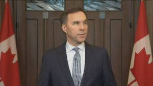 Coronavirus outbreak: Morneau says government is prepared for any eventualities