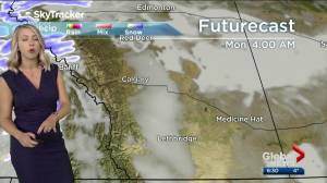 Calgary weather forecast: Sunday, March 22, 2020