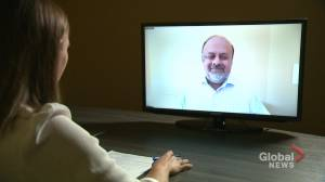Saskatchewan's top doctor describes behaviour, actions in a post-pandemic world (02:31)