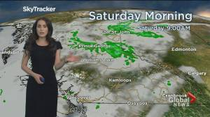B.C. evening weather forecast: July 2