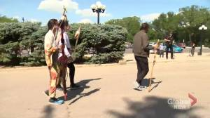 Court hears arguments for injunction seeking removing of Walking With Our Angels Camp in Regina