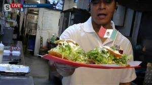 Beat the heat with Calle Mexico's authentic food (05:47)