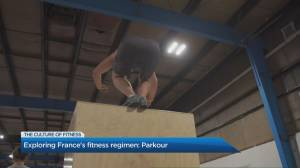 Exploring France's fitness regime: Parkour