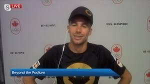 Beyond the Podium: Canadian triathlete Tyler Mislawchuk shares Tokyo Olympics experiences (04:31)