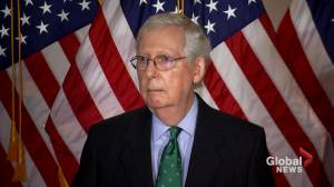 U.S. Senate Majority Leader Mitch McConnell condemns white supremacists 'in the strongest possible way'