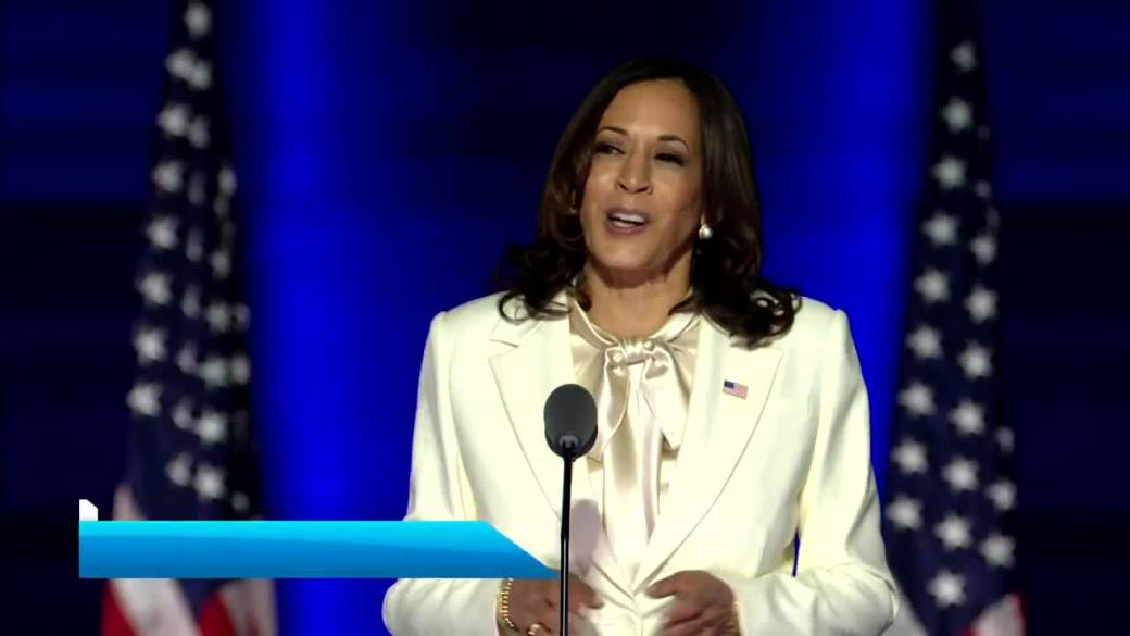 U S Vice President Elect Kamala Harris Congratulated By Students Of Her Montreal Alma Mater Montreal Globalnews Ca