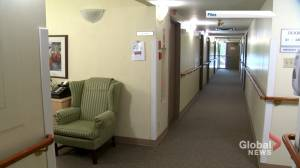 N.B. council of nursing homes asking for guidance on visitor protocols (01:31)