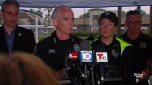 Authorities provide details after reported shooting at Boca Raton mall