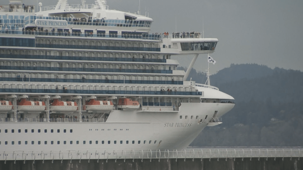 Click to play video: 'Alaska cruise ships to return with no B.C. stops'