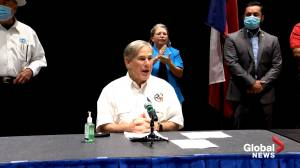 Texas governor says no lives lost from Hurricane Hanna in Nueces, Kleberg counties