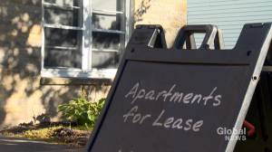 Study shows it's harder to find apartment in Halifax over other major cities