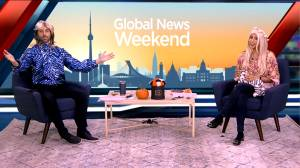 Global News Weekend meets Tiger King (04:12)