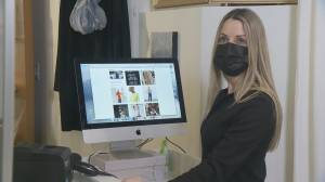 B.C. business owner asked to send nude photos after Instagram account hack (02:17)