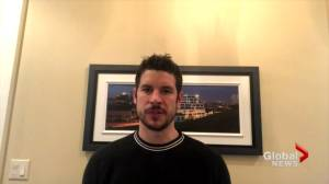 Nova Scotia Remembers: Sidney Crosby offers his support 'my heart and mind is with all of you'
