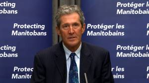 Manitoba premier issues 'call to arms' for more COVID-19 vaccines from U.S. (02:01)