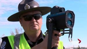 Lay off the lead foot: Edmonton police urge drivers to slow down as speeding violations skyrocket (01:54)