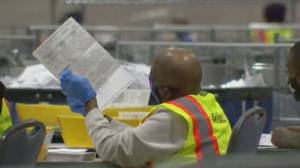 America Votes: Vote counting in Pennsylvania will take several more days (02:18)