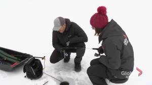 Ice fishing 101: How to reel in a catch in the Kawarthas